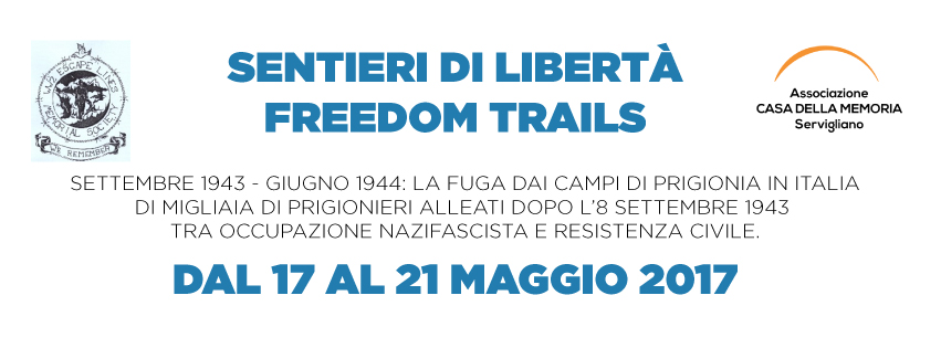 Sentieri di Libertà/Freedom Trails 2017