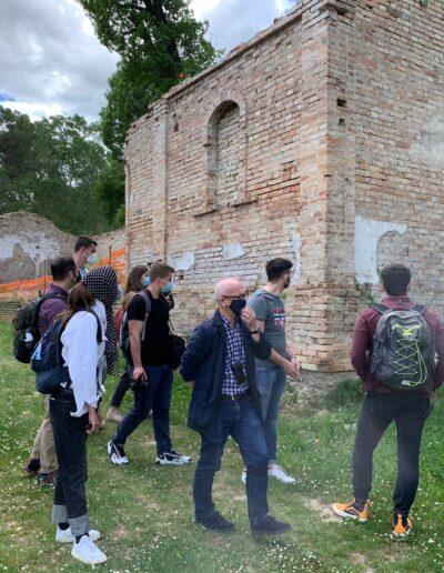 Rilievi dell'università di Bologna